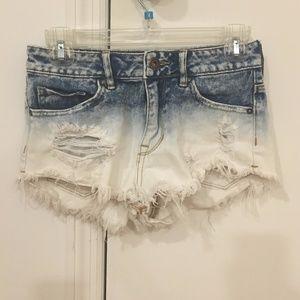 Bullhead Pacsun Jean Shorts